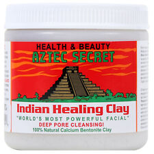 Aztek Secret - Indian Healing Clay Deep Pore Cleansing Facial & Body