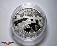 Russland 3 rubel 2020 500 Jahre Tula Kreml Silber 1 oz PP