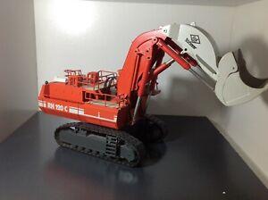 Hydro-Raupenbagger O&K TriPower RH120C Modell 2771 von Conrad in 1:50