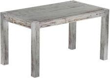 Esszimmer Esstisch Holz Pinie massiv Tisch Rio Kanto 140 x 80 Sahbby Eiche antik