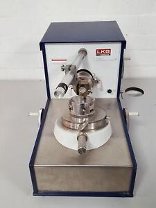 LKB Bromma 11800 Ultramicrotome Sistema Pyramitome Lab Microtomo