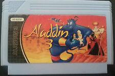 Nintendo Famicom. Aladdin 3