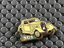 PINS PIN BADGE CAR PEUGEOT  301 SIGNE HELLIUM