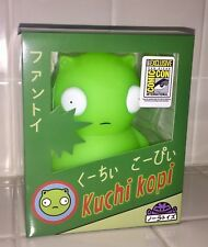 "SDCC 2017 BOB'S BURGERS KUCHI KOPI 5.5"" GLOW IN DARK VINYL FIGURE SOLD OUT! RARE"
