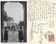 Città del Vaticano Giardino Vaticano Casina Pio IV CON GUARDIE SVIZZERE(S-L 189)