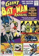 Batman  Annual  # 1    FINE VERY FINE   1961    See photos