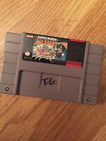 Super Mario All-Stars Super Nintendo Snes Cart Only Mario 1 2 3 Lost Levels BA4