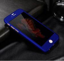 COVER Fronte Retro 360° per iPhone X 8 8 PLUS  + Pellicola VETRO TEMPERATO