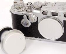 LEICA L39 Rear Lens Cap for NOCTILUX 0.95/50 + LEICA Body Cap for Leica II & III