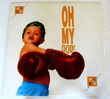 "TAMBOURINES - OH MY GOOD! - MIX 12"" NUOVO UNPLAYED"