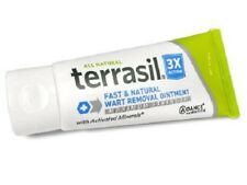 Terrasil Fast & Natural - Maximum Strength - Wart Care - Doctor Recommended