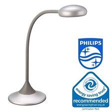 Philips Massive Warren Table Desk Office Modern Lamp Energy Saving Flex Arm 4448