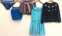 Girls Bundle Of Clothes Age 6-7 George Primark Matalan <DD684