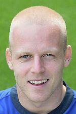 Football Photo>STEVEN NAISMITH Everton 2014-15