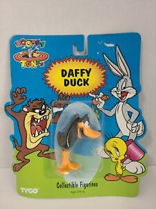 """1994 TYCO Warner Bros. Looney Tunes """"Daffy Duck"""" Collectible Figurine Ages 3 UP"""