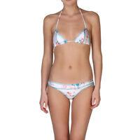 CHLOE 9477 Luxury Designer Triangle Bikini Top and Matching Bikini Brief Set