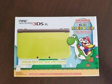 TOP IPS Nintendo New 3DS XL Lime Green Special Edition Handheld System