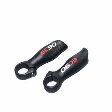 EC90 3K Carbon Fiber Mountain Bike Handlebar Bar End Bicycle Barend 120g/125mm