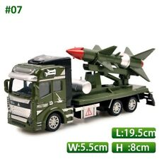 1pc Kids Creative Alloy Car Truck Model Pull Back Power 1 48 Scale Vehicle Toys No.07