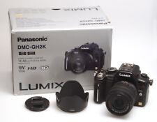 Panasonic LUMIX DMC-GH2 K Kit mit 14-42mm / F3,5-5,6 ASPH. 10855 Auslösungen