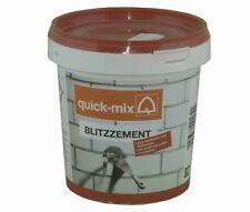 Blitzzement BZ 1 Quick Mix, Schnellzement, schnell erhärtender Zement,  1 kg