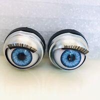 e42dc69c27c Doll Eyes Blue Pinwheel Sleep Fit American Girl Dolls Eye Swap Replace  Repair