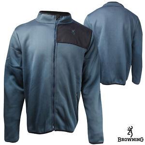 Browning Tintic Fleece Jacket (XL)- Midnight Navy