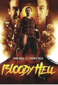 Bloody Hell (2020), DVD