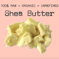 100% Raw Organic Unrefined Shea Butter 100g - 1KG FREE SHIPPING!!