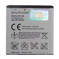 Batterie Origine  BST-38 pour Sony Ericsson W980 d'occasion