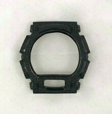 Casio G-Shock DW-9052 Black Stainless Steel Bezel Cover With 12 DIAMONDS Stones