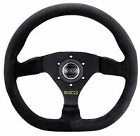 Sparco 015TRGS1TUV L360 Street Steering Wheel Suede Cover 330 mm Dia Universal