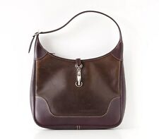 Hermes 35 Trim Bag Rare Amazonia and Leather Mint