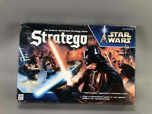 Star Wars Stratego Strategy Board Game