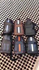 Coach Mens Houston Messenger Varsity Stripe Sling Pack Bag (F49318 F67249)
