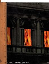 Plessi Paradiso Inferno (Infernal Paradise) Exhibition catalogue, Rome, Stables