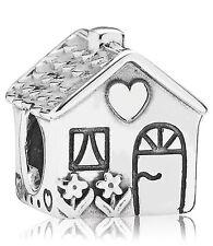 PANDORA Schmuck Silber Charm Familienhaus 791267