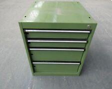 Metec 4 drawer tool cabinet.  German made heavy duty.  Lockable