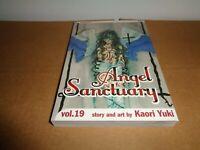 Angel Sanctuary Vol. 19 by kaori Yuki Viz Manga Graphic Novel Book in English