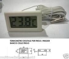 TERMOMETRO DIGITALE INDICATORE TEMPERATURA DISPLAY -50°/+70° SONDA CM150 BULCO