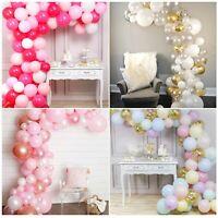 Macaron Confetti Balloon Arch Garland Wedding Birthday Baby Shower Party Decor