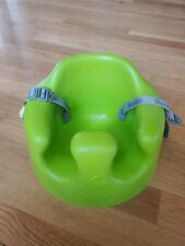 Lime Green Bumbo Floor Seat With Safety Buckle Strap 00006000 s Excellent condition
