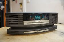 Bose Wave Music System III RADIO/FM AM/CD Player W/ SoundTouch Pedestal