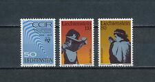 Liechtenstein  665-67 MNH,Year of the Child, 1979