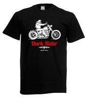 Herren T-Shirt Dark Rider I Motorrad I Biker I Sprüche  bis 5XL