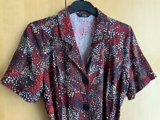 Marks And Spencers ladies floral Dress 12- used  very good condition.