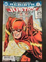 JUSTICE LEAGUE #8b (2017 Rebirth DC Comics) VF/NM Book