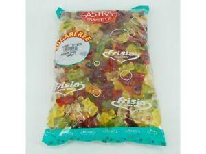 Astra Sugar Free Gummy Teddy Bears Sweets, Diabetic 1 kg
