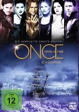 Once Upon a Time - Es war einmal - Die komplette 2. Staffel            DVD   018