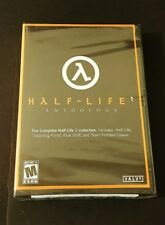 Half-Life 1 Anthology (PC, 2005) Brand New Factory Sealed RARE!
